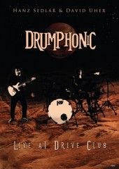 DVD Live at Drive Club - Drumphonic