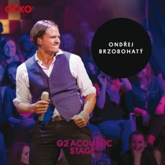 CD + DVD - G2 Acoustic Stage - Ondřej Brzobohatý