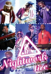 DVD Incheba Arena Live - Nightwork