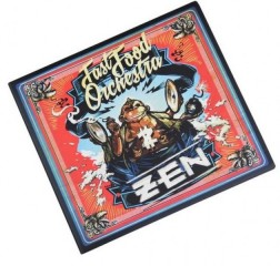 CD ZEN - Fast Food Orchestra